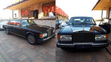 Rolls-Royce Silver Spur продают в Казахстане