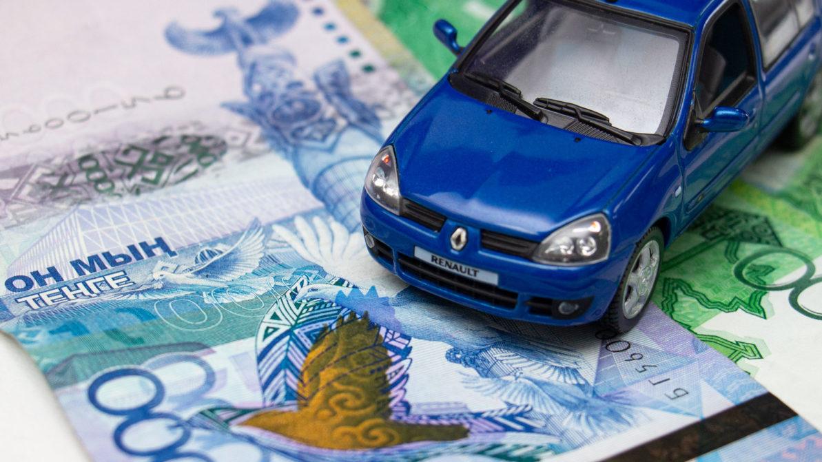 Списать пеню по налогу на транспорт вновь предложили в Казахстане