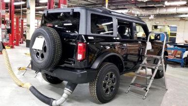Слегка двусмысленный дебют Ford Bronco