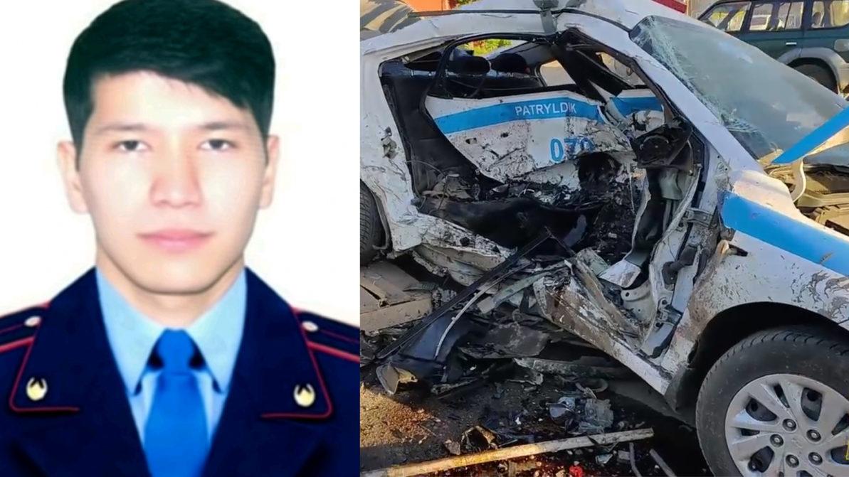 Авария на блокпосту в Алматы: выжившего полицейского готовят к выписке