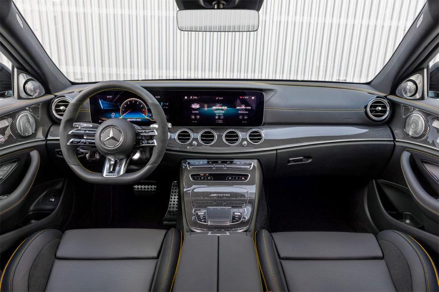 По пятам M5: обновился Mercedes-AMG E63