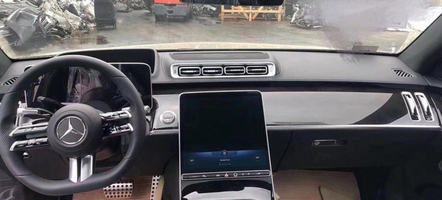 Подробности о будущем Mercedes S-класса