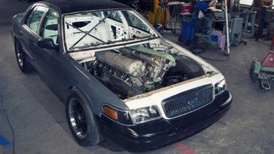 Танковое сердце для Ford Crown Victoria