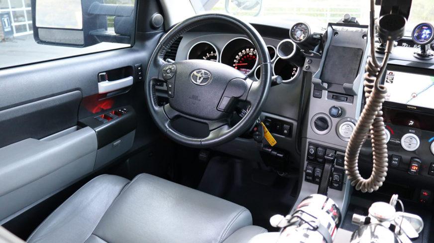 Toyota Tundra для апокалипсиса выставили на продажу