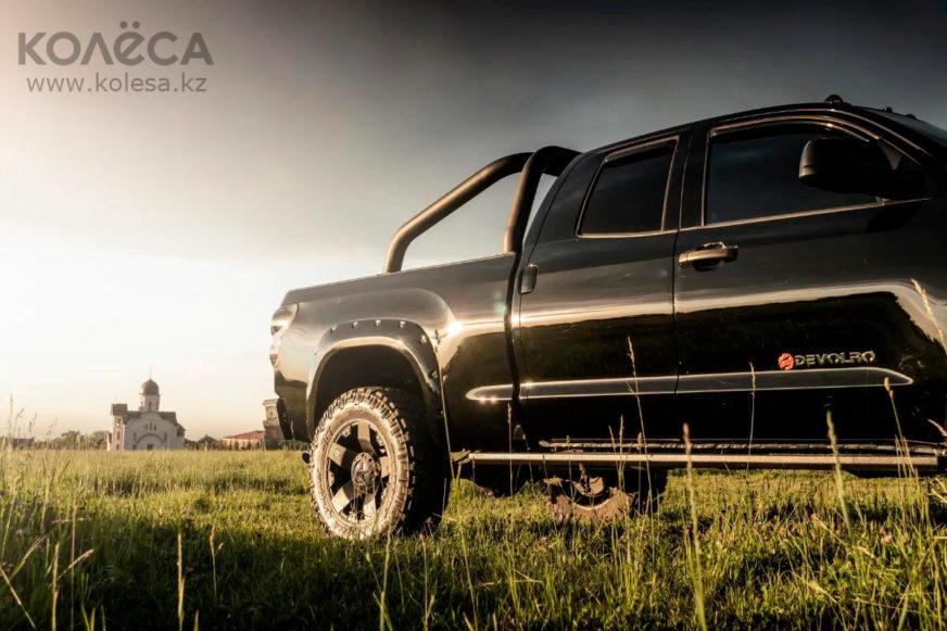 Самые интересные Toyota Tundra на Kolesa.kz