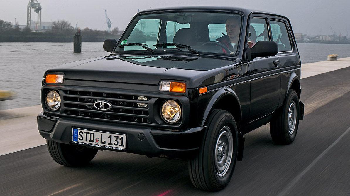 Европейцы хотят вернуть себе Lada 4x4