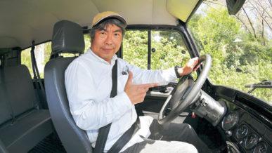 Что японцы думают об UAZ Hunter