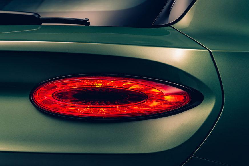 Bentley Bentayga пережил обновление