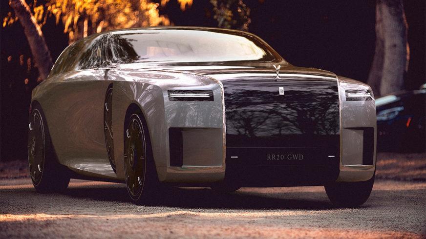 Работает на «Хонду», мечтает о Rolls-Royce