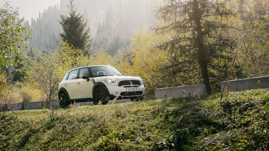 MINI Countryman Cooper S - 2010