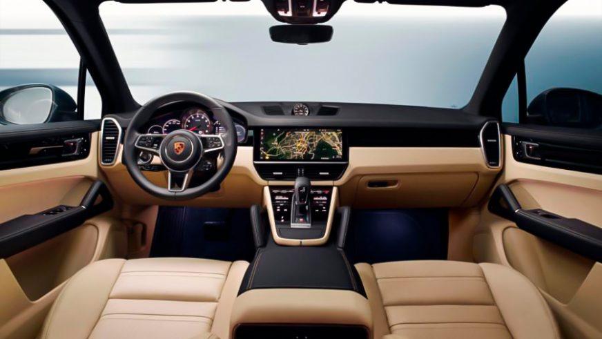 Porsche Cayenne - 2017