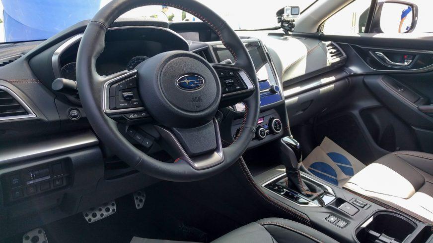 Новое поколение Subaru XV - 2017