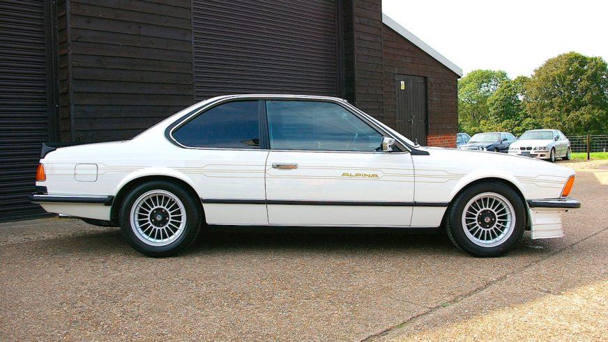 Редкую Alpina B9 выставили на продажу за $81 тысячу