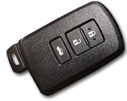 Toyota Corolla - 2013 - ключ