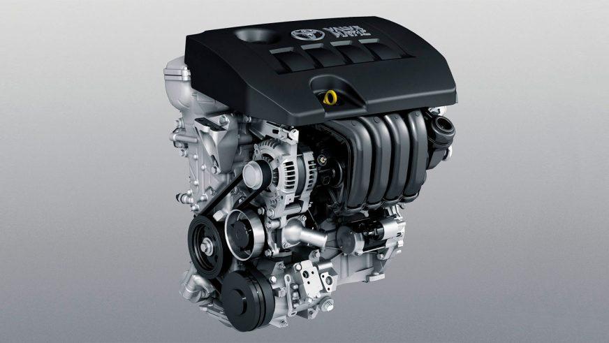 Toyota RAV4 - 2013 - двигатель